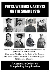 Poets On The Somme - 1916: New Book Available