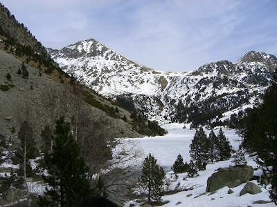 Estany long in Aigüestortes National Park