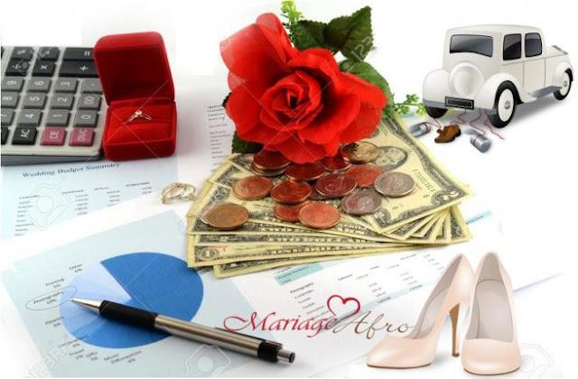 Ou que vous soyez, vous remarquerez que les budget d'un mariage coutent generalement entre 10,000 et 15,000 euros.