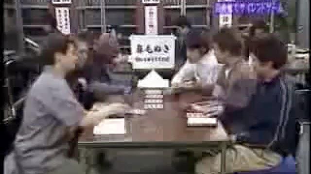 Silent library, Il ne faut pas rire dans la bibliothèque! Show japonais drôle