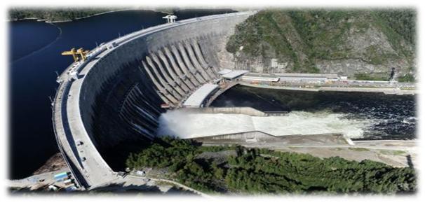 Prayag khatrani hydro power plant hydro power plant sciox Image collections