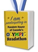 Olympic Readathon Recap