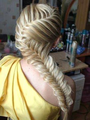 peinados 2014 raros exuberantes