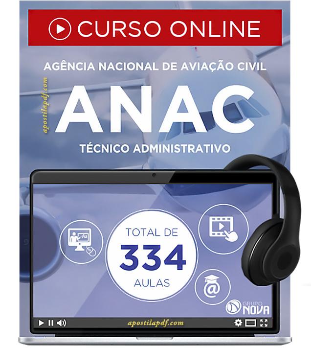 Curso Online ANAC 2015