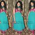 Anuhya Bhagavat Sleeve Less Salwar