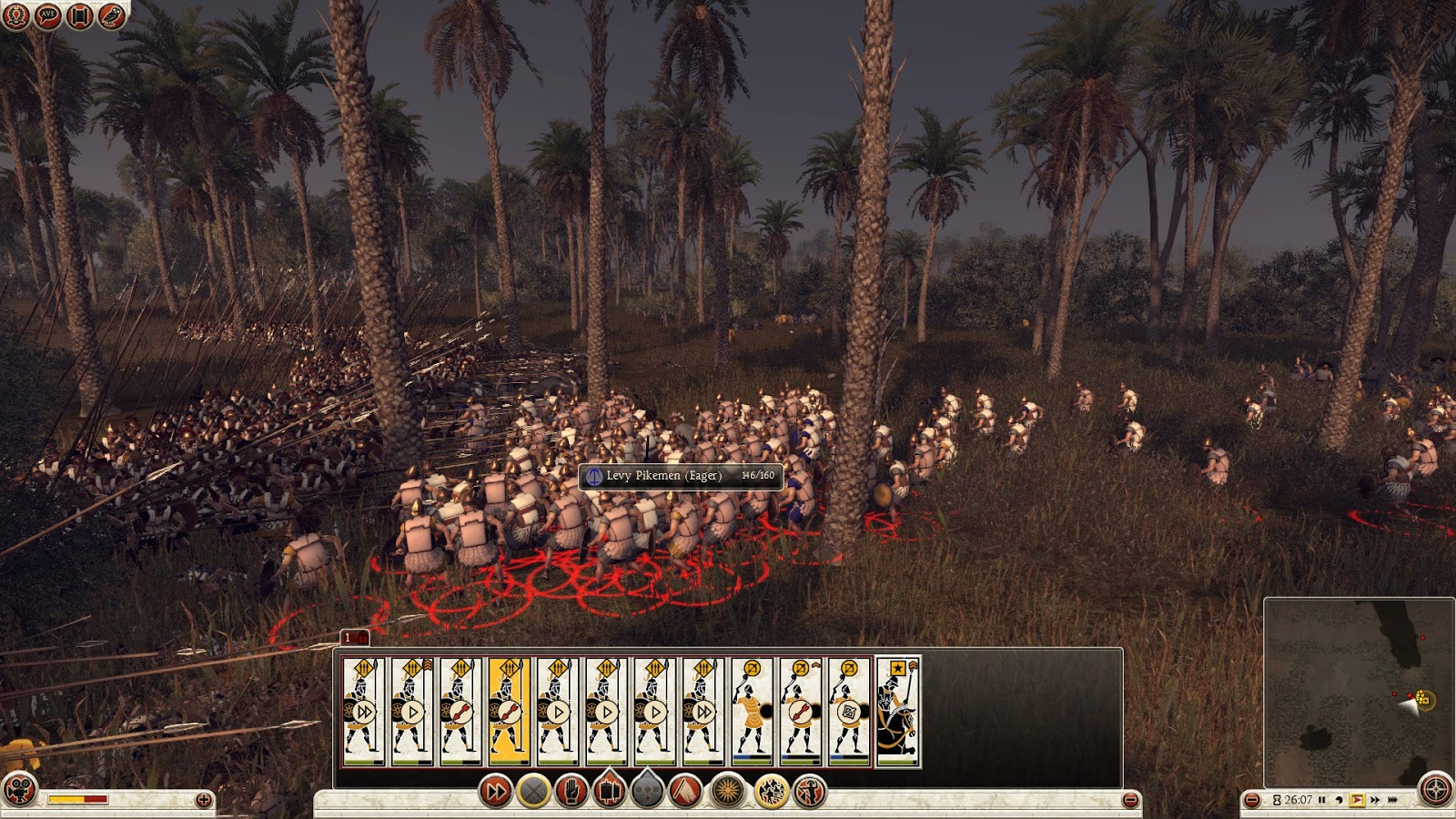 total war rome 2 how to use boiling oil