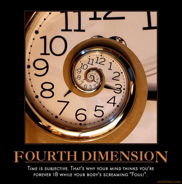 how to understand the fourth dimension