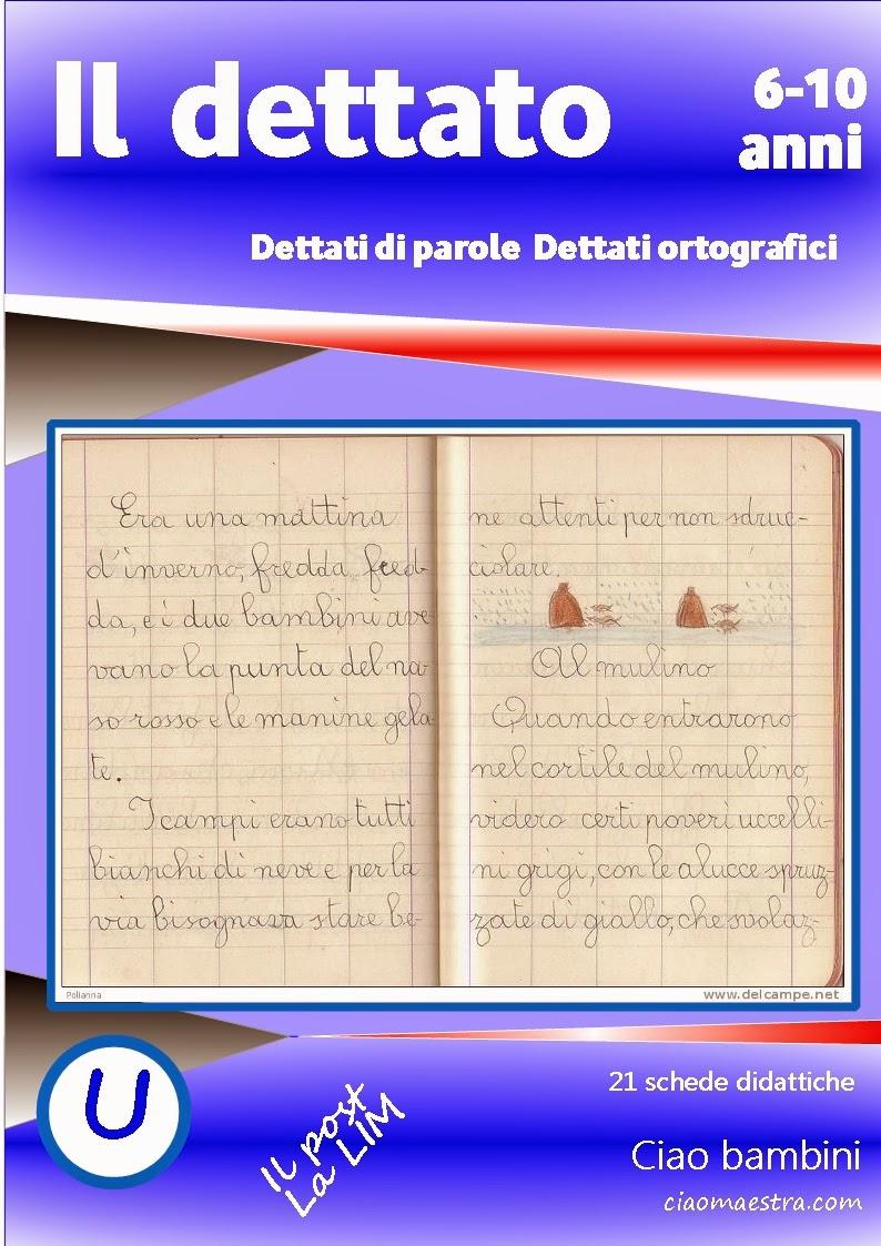 Ciao bambini ebook il dettato una postografia una sitografia e un diplomino finale completano il nuovo ebook di ciao bambini fandeluxe Ebook collections