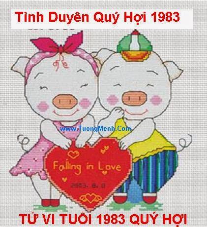 TINH DUYEN TUOI QUY HOI 1983