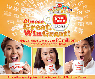 Great Taste Coffee Contest, Philippine contest promo