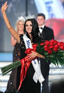 Miss America 2012 Laura Kaeppeler Pictures
