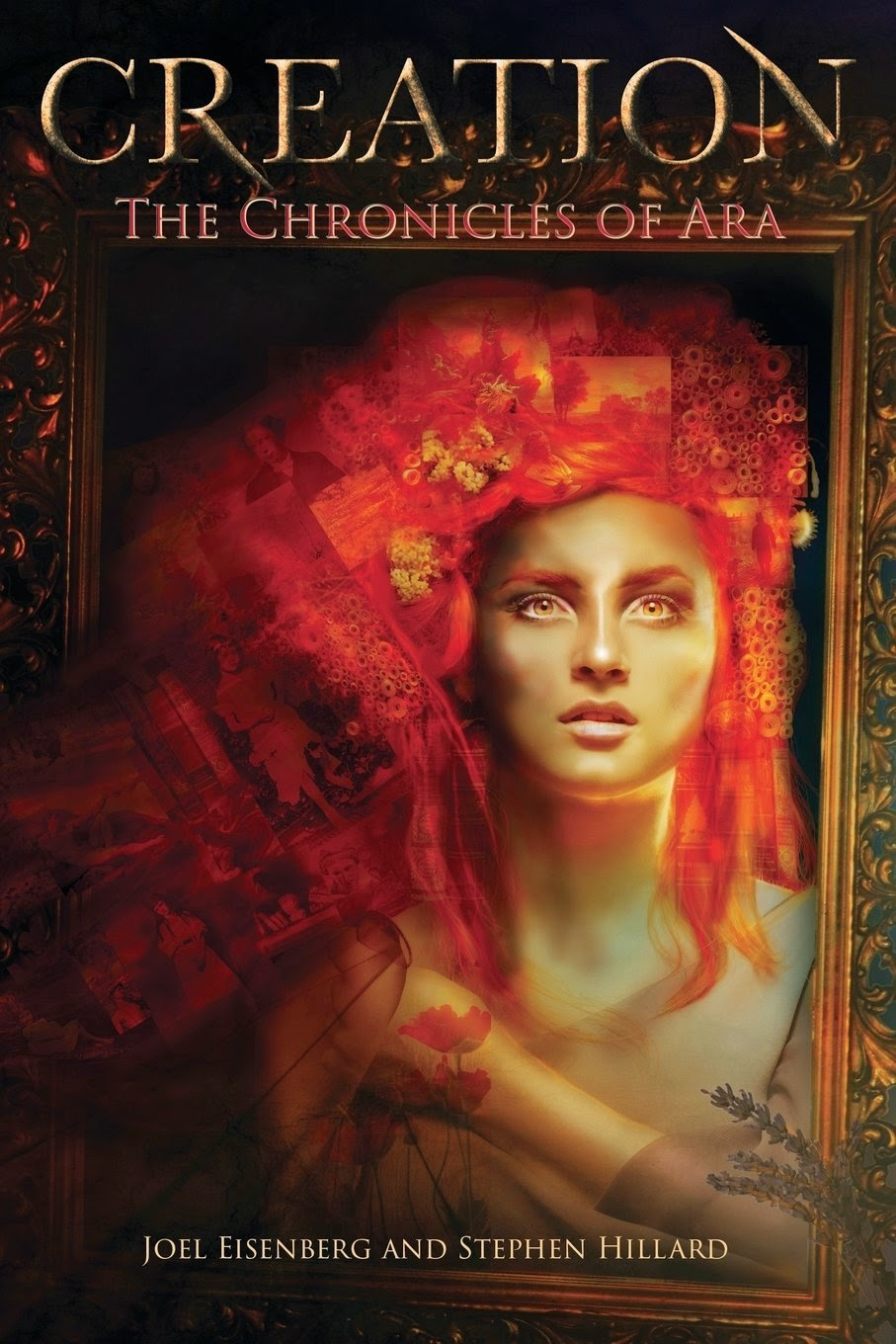 """The Chronicles of Ara"" cover"