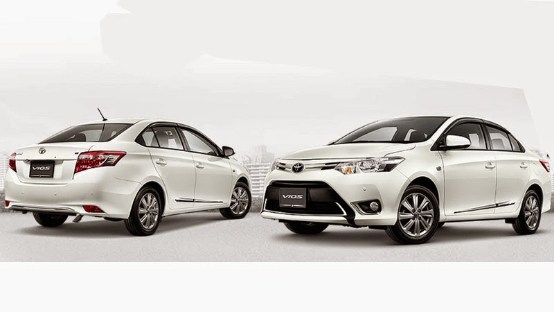 Harga All New Vios
