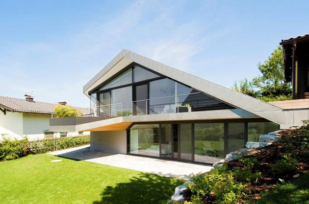 Desain Rumah Hijau dengan Interior Modern & Desain Rumah Hijau dengan Interior Modern   Desain Rumah Modern ...
