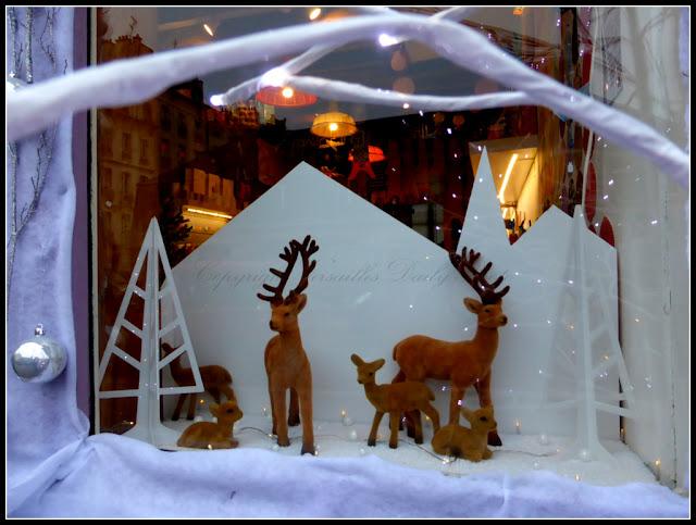 Mimi No Kami Versailles Noël Christmas