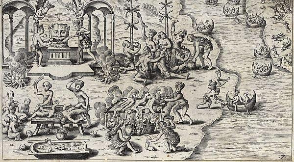 Jejak Kanibalisme dan Budaya Pengobatan Kerajaan Inggris