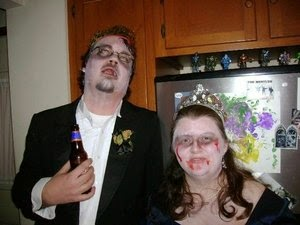 zombie prom royalty