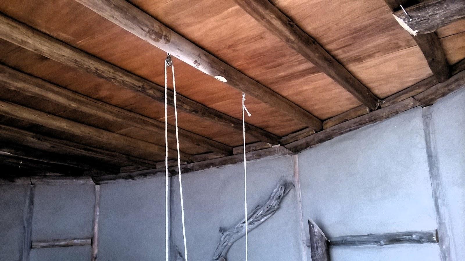 Navesierra techo viga de refuerzo - Vigas para techo ...