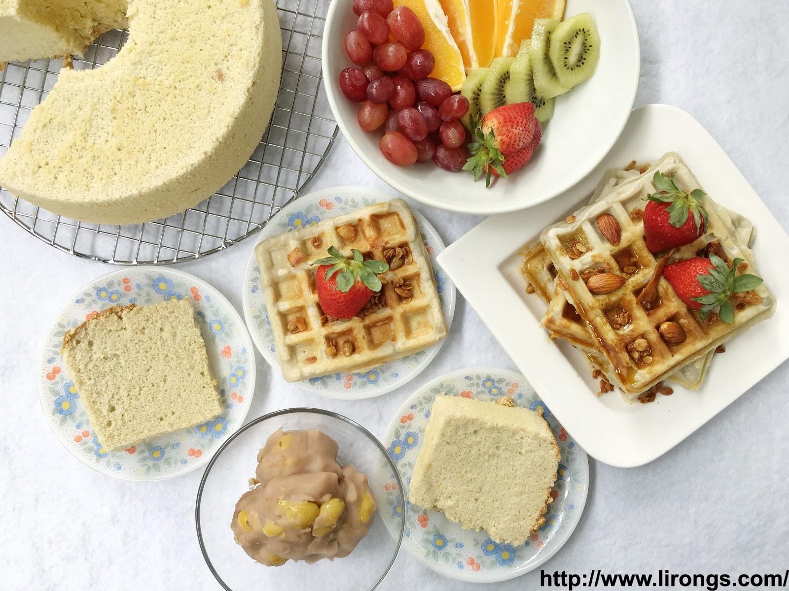 Lirong | A singapore food and lifestyle blog: Recipes: Yam ...