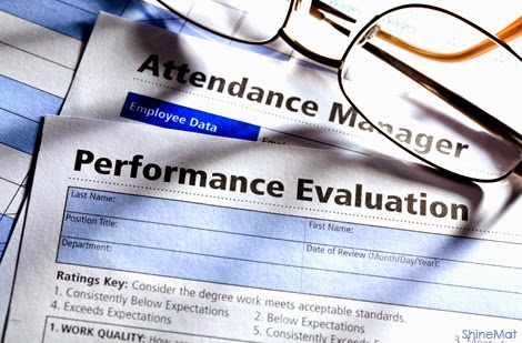 Evaluate Employee Performance Report factors