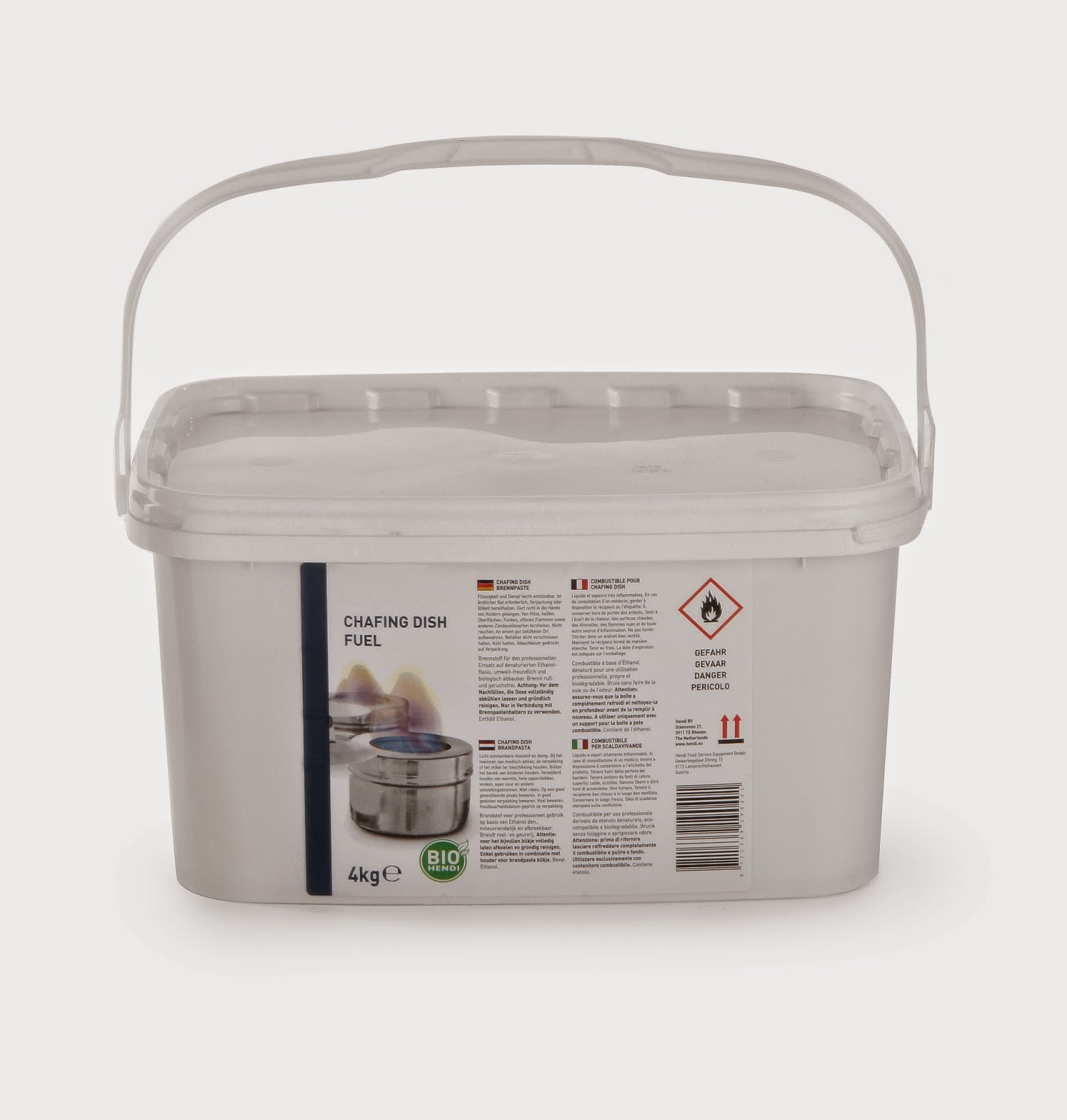 Combustibil Solid pentru Chafing Dish 4KG