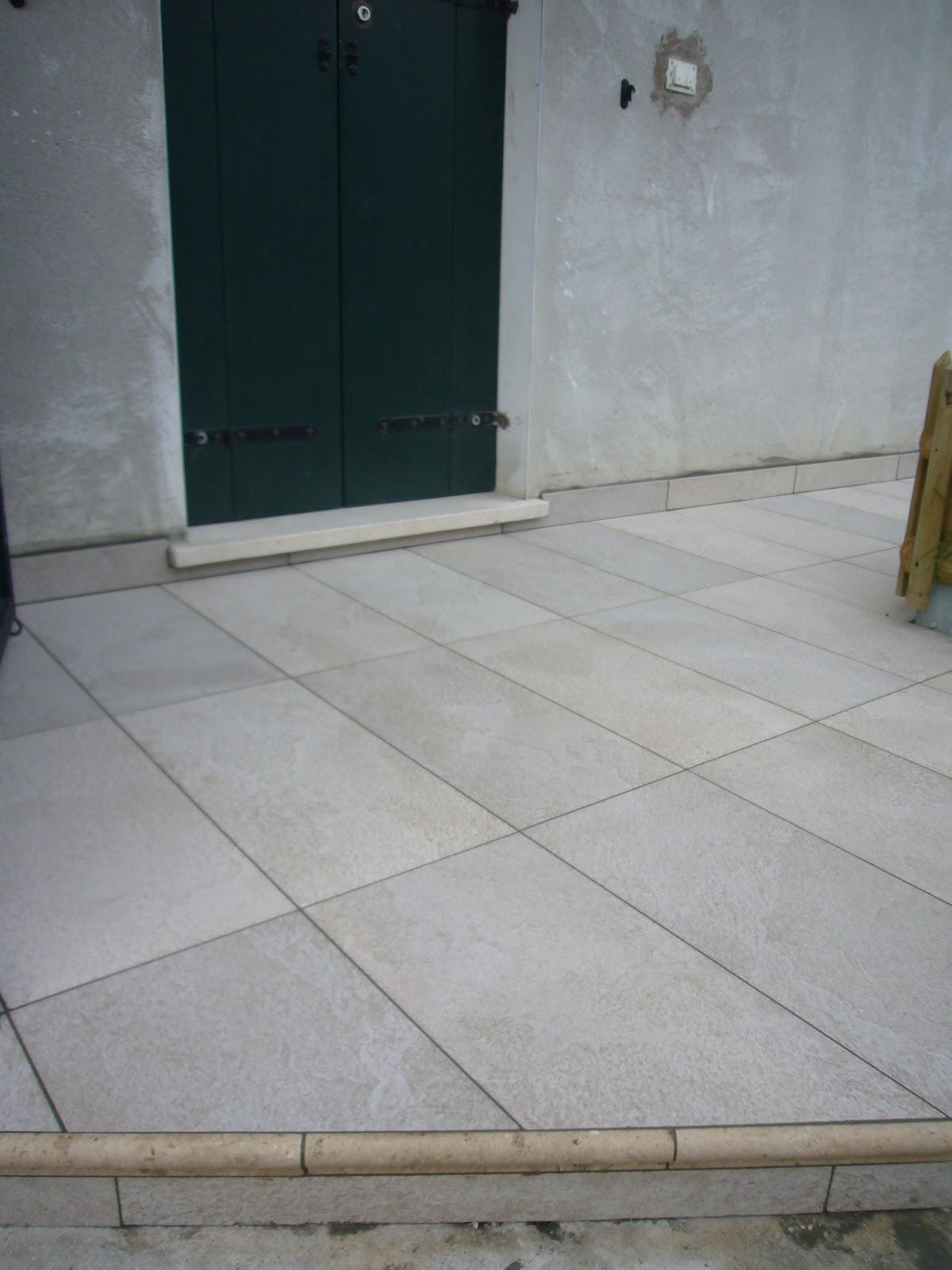 Pavimento esterno gabbatore mattia - Video posa piastrelle ...