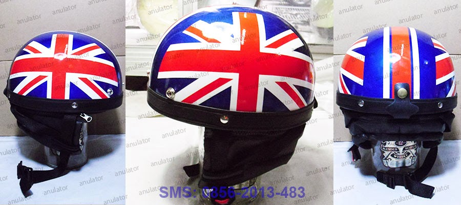 England Leberhem Helmet