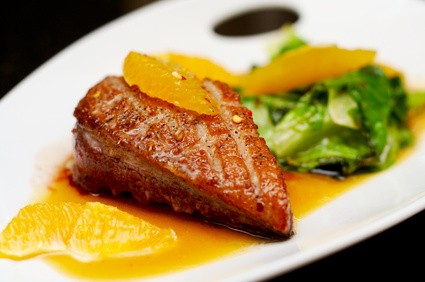 Cook'n With Class: Duck a L'Orange
