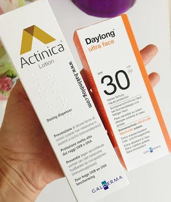 daylong actinica review non meloma cancer allergic skin sun cream