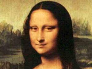 Terkuak Kode Rahasia Lukisan Mona Lisa