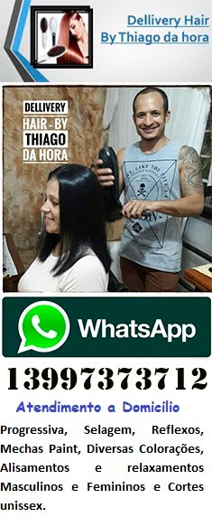 Dellivery Hair Thiago da Hora
