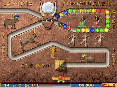 Games  Luxor Amun Rising full version