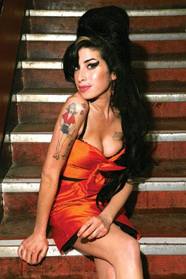 Amy Winehouse Club de los Eternos 27 años
