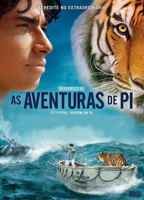Filme As Aventuras De Pi Dublado AVI DVDRip