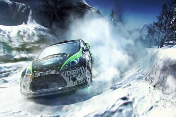 Screen Shot Of Dirt 3 Complete Edition (2012) Full PC Game Free Download At Downloadingzoo.Com