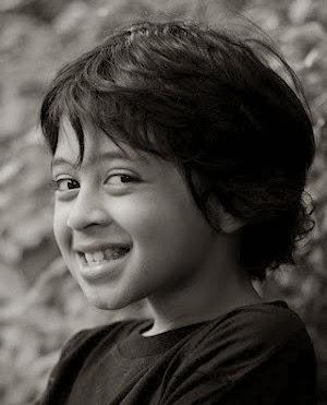 Foto Iqbal Coboy Junior Waktu Kecil