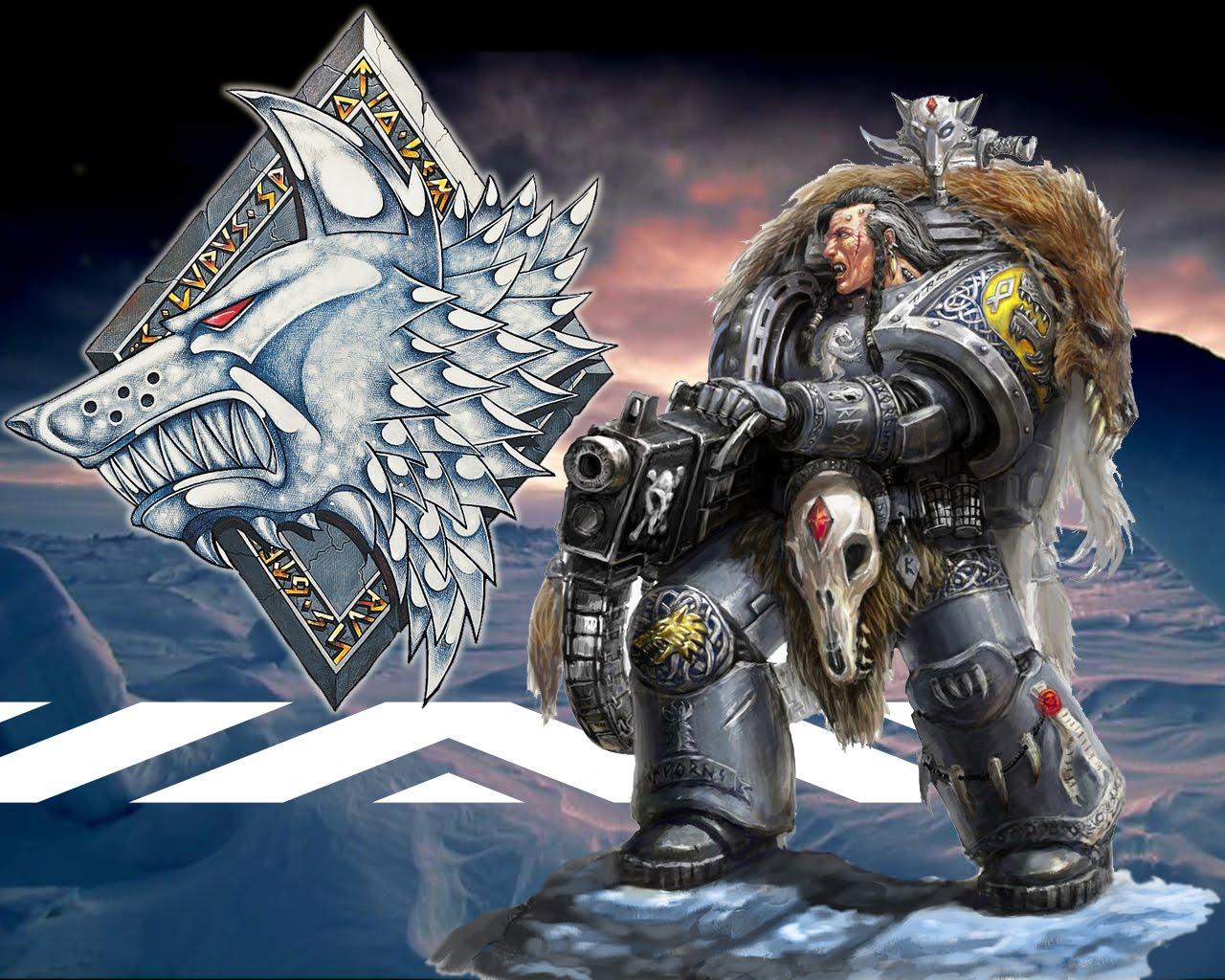 Games - WH40K Space Wolves | Galeria de imagenes
