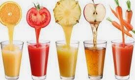 Jus Sehat Buah Campur Sayur