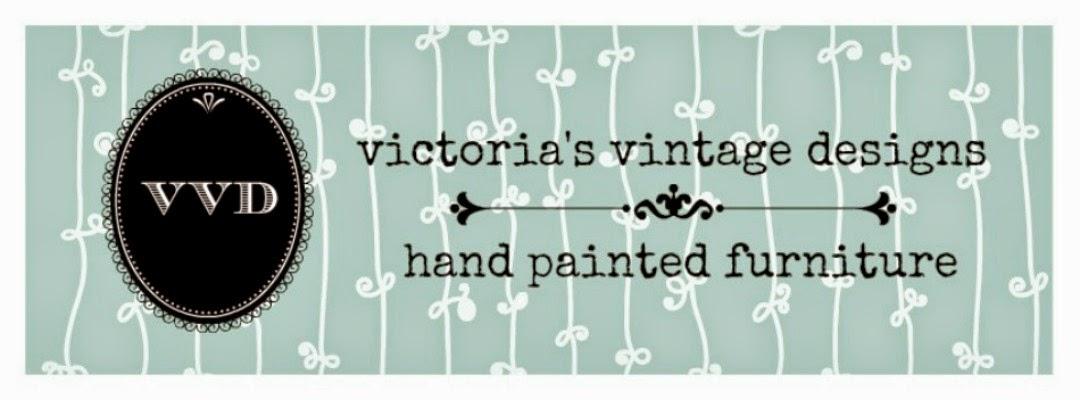 Victoria's Vintage Designs