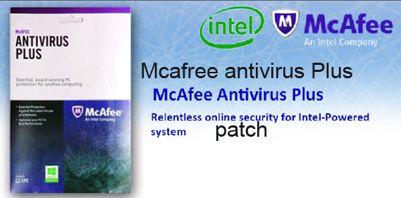 McAfee Antivirus Plus 2015 Patch License Key Portable Crack