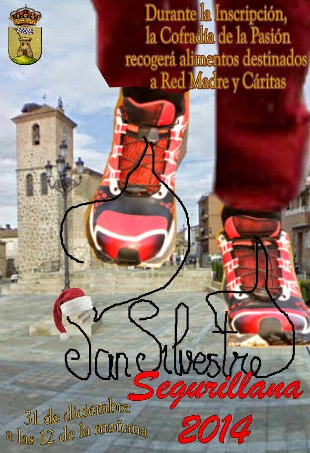 San Silvestre de Segurilla 2014