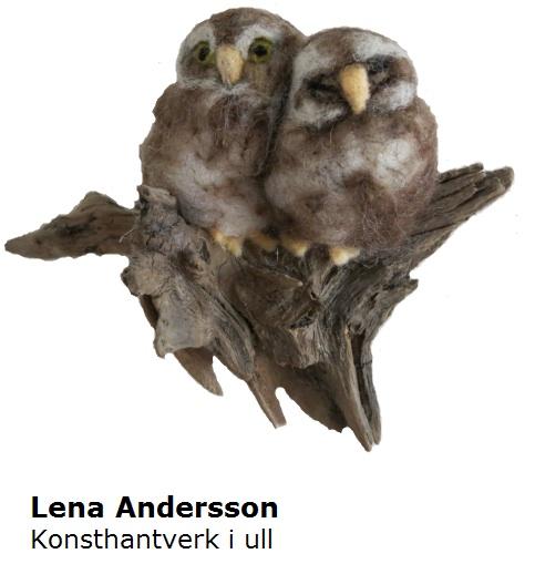 Lena Andersson - Konsthantverk i ull