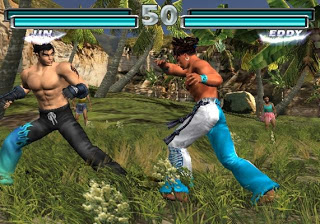TEKKEN TAG TOURNAMENT PC GAME screenshots (www.freedownloadfullversiongame.com)