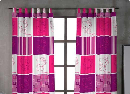 Cortinas modernas cortinas infantiles haga clic en la - Cortinas infantiles disney ...