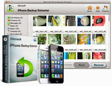 تحميل برنامج iPhone Backup Extractor 4.9.70.0