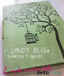Candy Blog di L&#39;Angolo Creativo della Fotocopia
