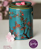 April Warmer of the Month ~ Cherry Tree