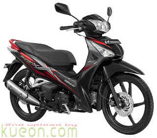 Harga Honda Supra X 125 CW Helm-In PGM-FI Motor Terbaru Agustus 2012