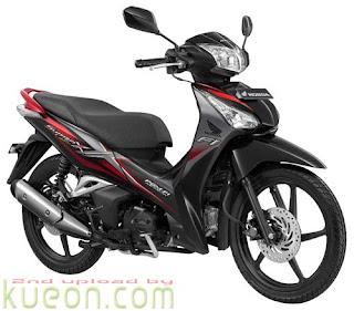 Harga Honda Supra X 125 CW Helm-In PGM-FI Motor Terbaru Agustus 2012