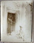 Theatre-Actors---Calcutta,-Date-Unknown